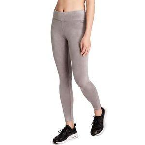 Velvet yoga legging S